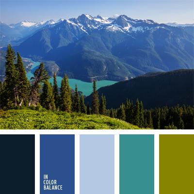 Цветовая палитра №513