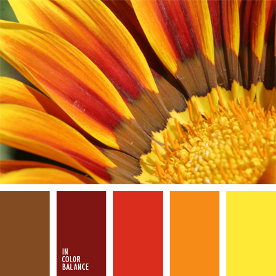 Цветовая палитра №514