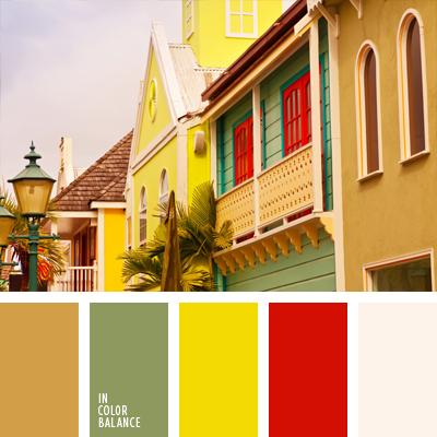 Цветовая палитра №515