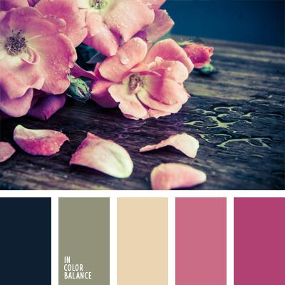 Цветовая палитра №516
