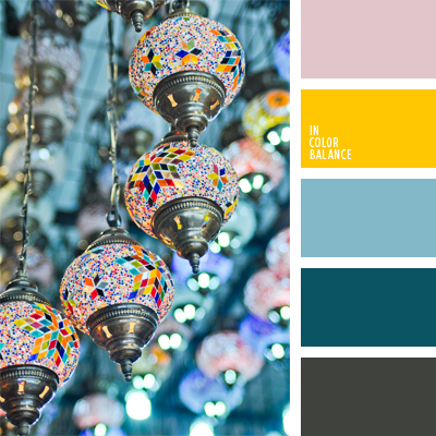 Цветовая палитра №517