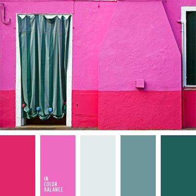 Цветовая палитра №518