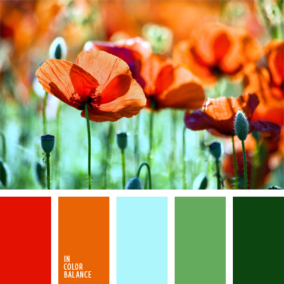 Цветовая палитра №519