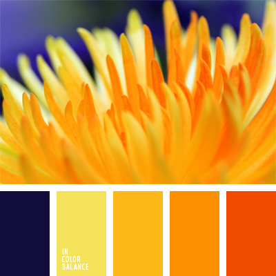 Цветовая палитра №521