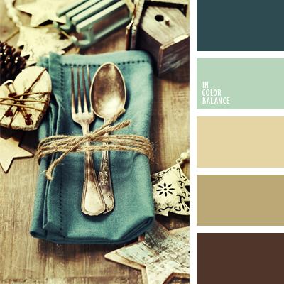 Цветовая палитра №523