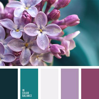 Цветовая палитра №527