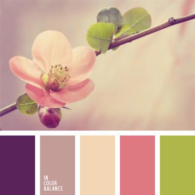 Цветовая палитра №528