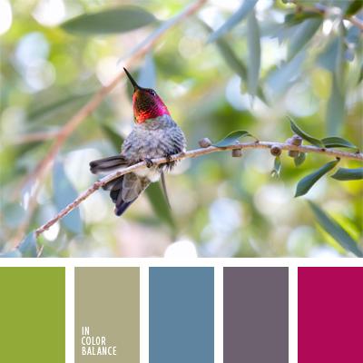 Цветовая палитра №534