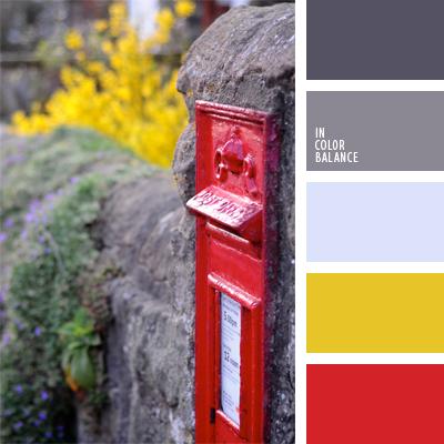Цветовая палитра №536