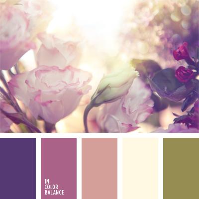 Цветовая палитра №544