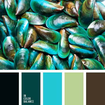 Цветовая палитра №550
