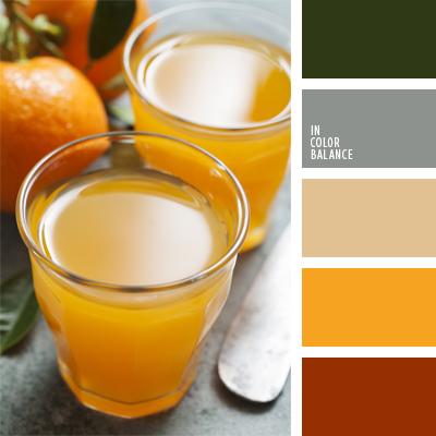Цветовая палитра №552