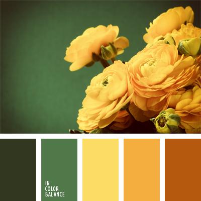 Цветовая палитра №553