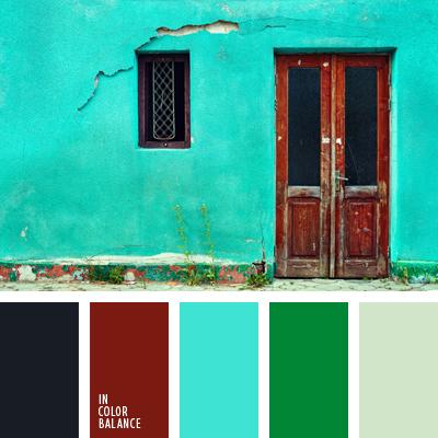 Цветовая палитра №558