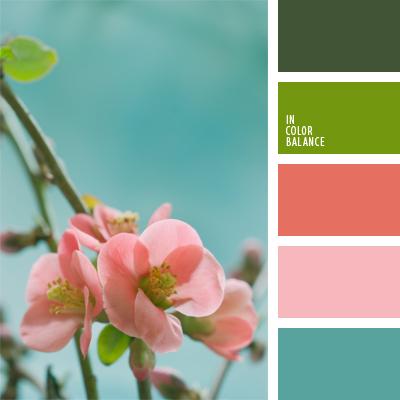 Цветовая палитра №562