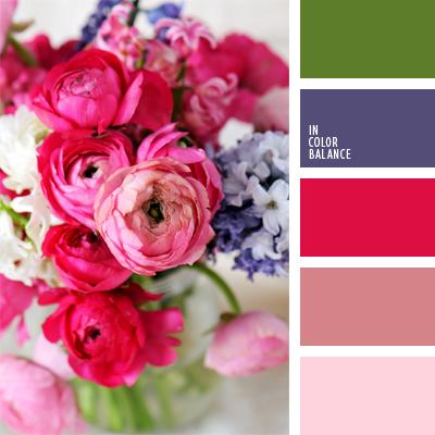 Цветовая палитра №565