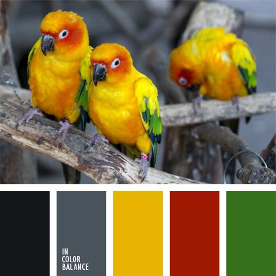 Цветовая палитра №568
