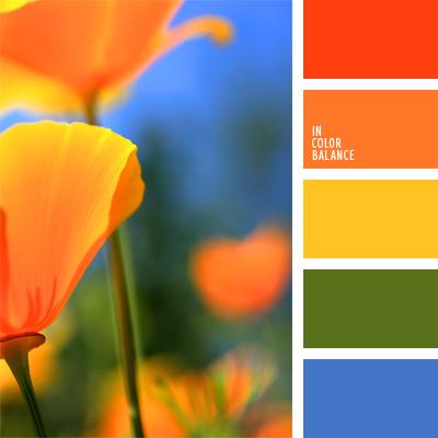 Цветовая палитра №571