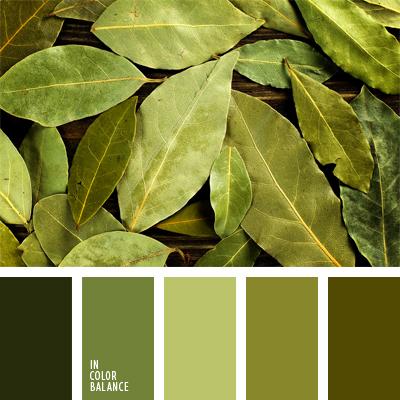 Цветовая палитра №575