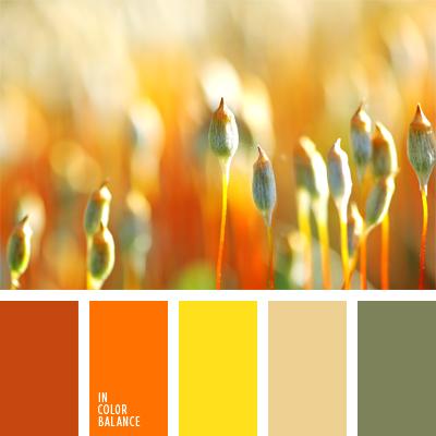 Цветовая палитра №578