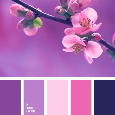 Цветовая палитра №582