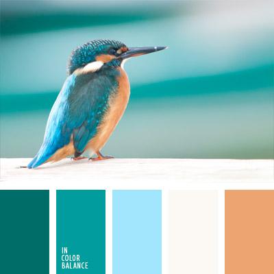 Цветовая палитра №589