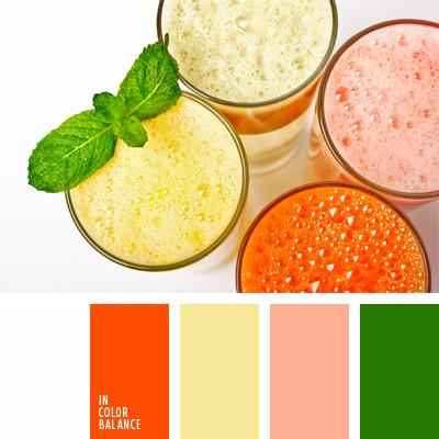 Цветовая палитра №590