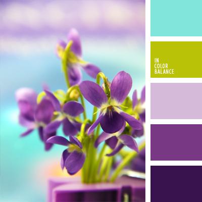 Цветовая палитра №595
