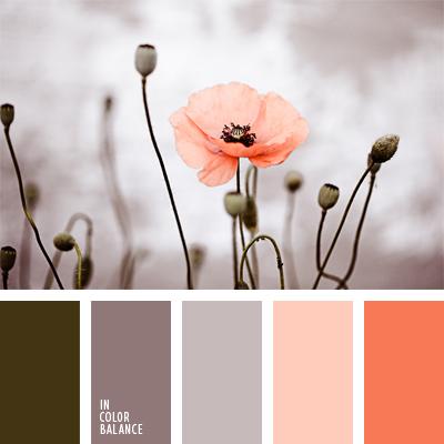 Цветовая палитра №598