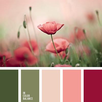 Цветовая палитра №603