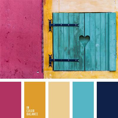 Цветовая палитра №614