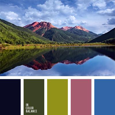 Цветовая палитра №619