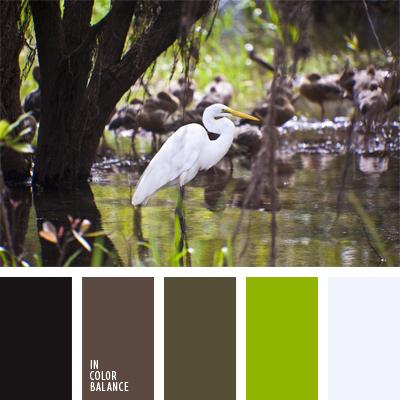 Цветовая палитра №622