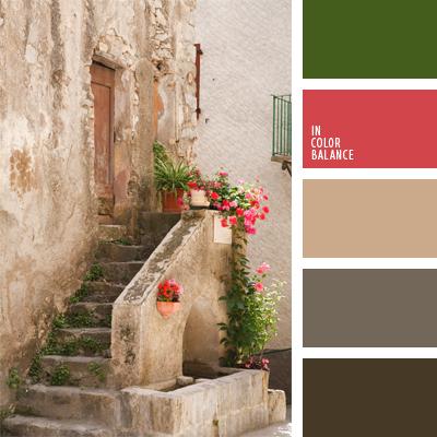 Цветовая палитра №627
