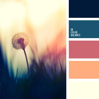 Цветовая палитра №631