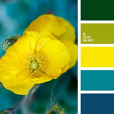 Цветовая палитра №649
