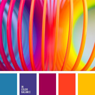 Цветовая палитра №651