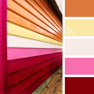 Цветовая палитра №652