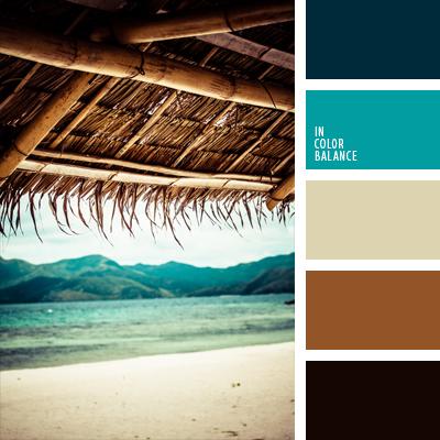 Цветовая палитра №654