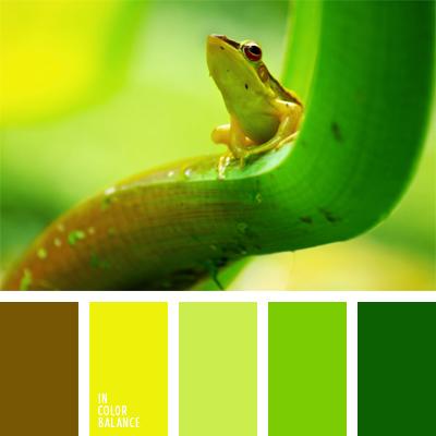 Цветовая палитра №664