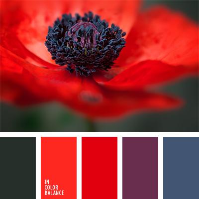 Цветовая палитра №668