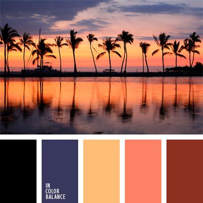 Цветовая палитра №670