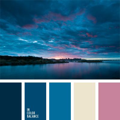 Цветовая палитра №674