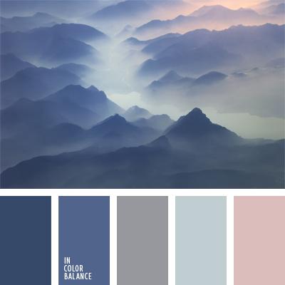Цветовая палитра №675