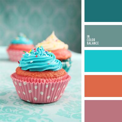 Цветовая палитра №676