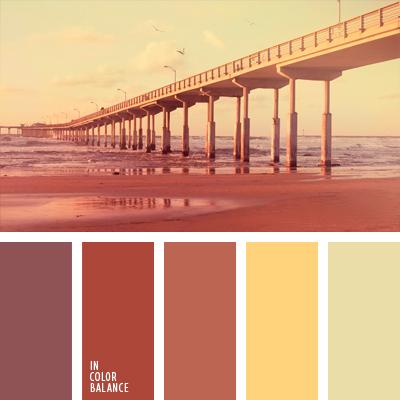 Цветовая палитра №678