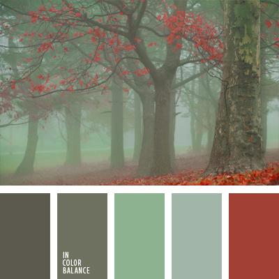 Цветовая палитра №679