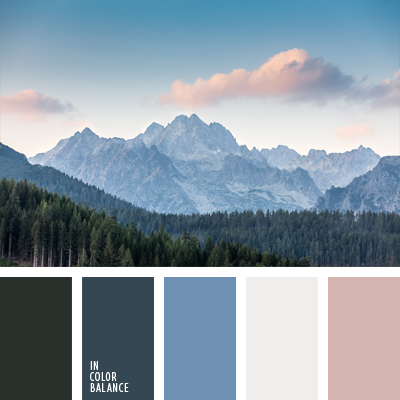 Цветовая палитра №680