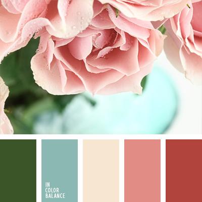 Цветовая палитра №681