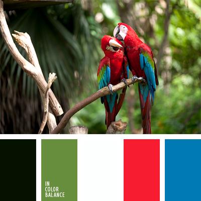 Цветовая палитра №683